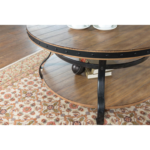 Riverside Furniture - Round Coffee Table - 14202
