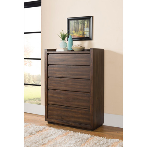 Riverside Furniture - Five Drawer Chest - 15365