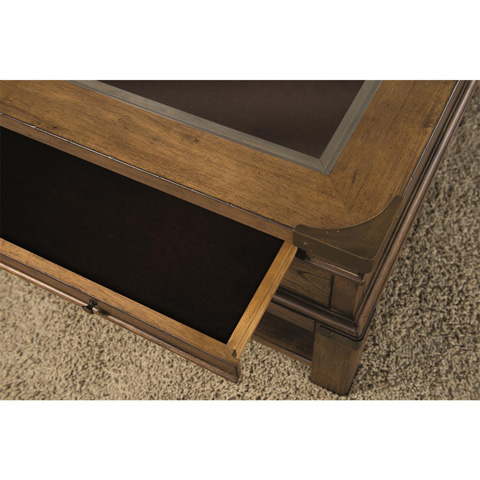 Riverside Furniture - Square Coffee Table - 16101