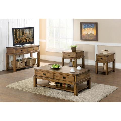 Riverside Furniture - Rectangular Coffee Table - 16102