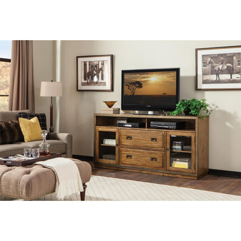 Riverside Furniture - TV Console - 16141