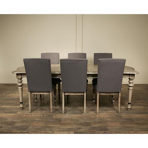 Riverside Furniture - Upholstered Side Chair - 21557