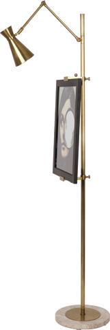 Robert Abbey, Inc., - Bristol Floor Lamp - 706
