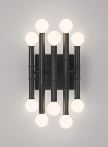 Robert Abbey, Inc., - Meurice Wall Sconce - Z686