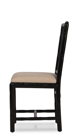 Sarreid Ltd. - Brighton Bamboo Side Chair - 29624