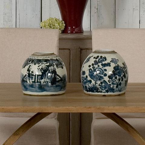 Sarreid Ltd. - Aviary Ceramic Urn - 29706
