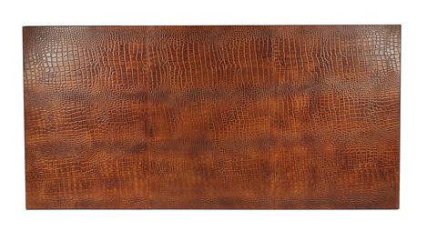 Sarreid Ltd. - Croc Bridge Coffee Table - 29892