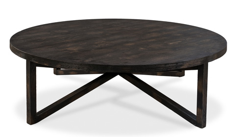 Sarreid Ltd. - Dark Drama Coffee Table - 30067