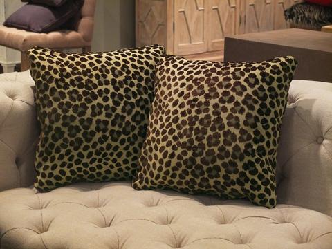 Sarreid Ltd. - Throw Pillow Pair - CF016-2F17
