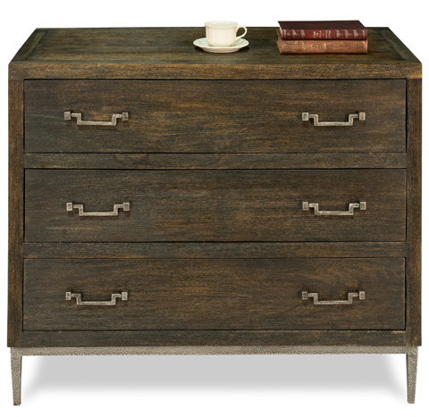 Sarreid Ltd. - Bauhaus Chest Of Drawers - 30405