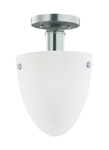 Sea Gull Lighting - One Light Semi-Flush Convertible Pendant - 59035BLE-962