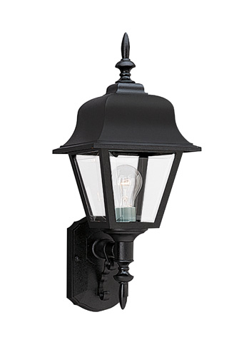 Sea Gull Lighting - One Light Outdoor Wall Lantern - 8765-12