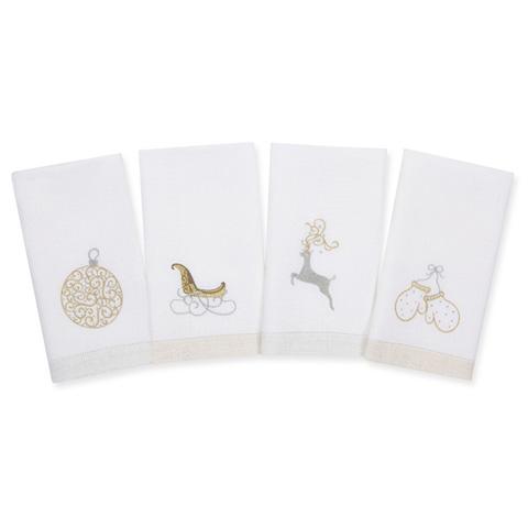 Sferra Bro Ltd - Tissue Box Cover - 710TISSUEBOXGLD