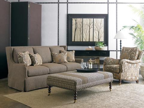 Sherrill - Wingback Sofa - 3421