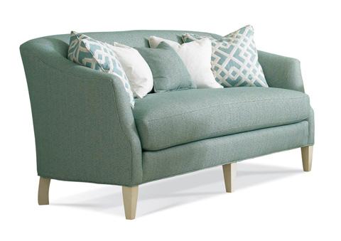 Sherrill Furniture Company - Pillow-Back Sofa with Bench Cushion - 2251
