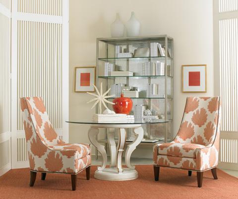 Sherrill Furniture Company - Armless Chair - 1424