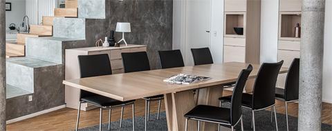 Skovby - Dining Table - SM 37