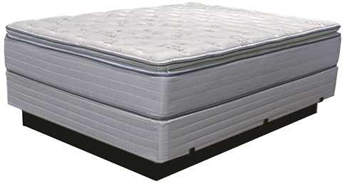 Image of Special Edition Back Supporter Pillow Top Mattress