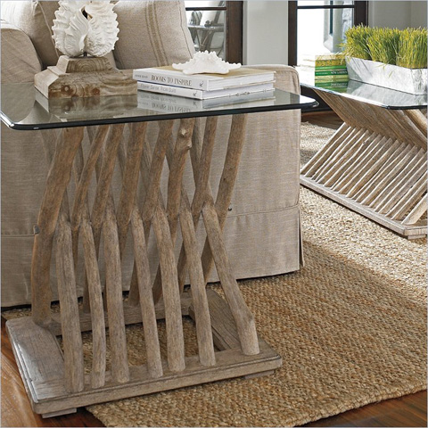 Image of Driftwood Flats End Table