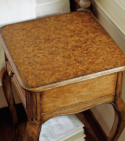 Stanley Furniture - Arche Telephone Table - 222-63-81