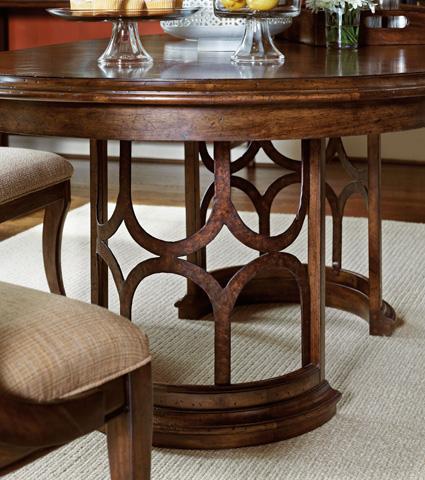 Stanley Furniture - Monserrat Round Pedestal Table - 186-61-30