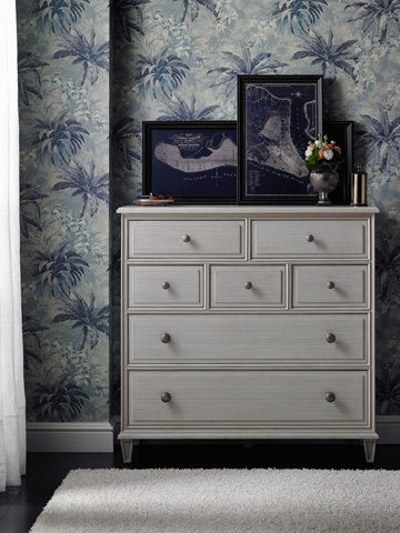 Stanley Furniture - Beaufort Media Chest - Orchid - 340-23-11