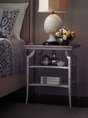 Stanley Furniture - Saybrook Lamp Table - Orchid - 340-25-10