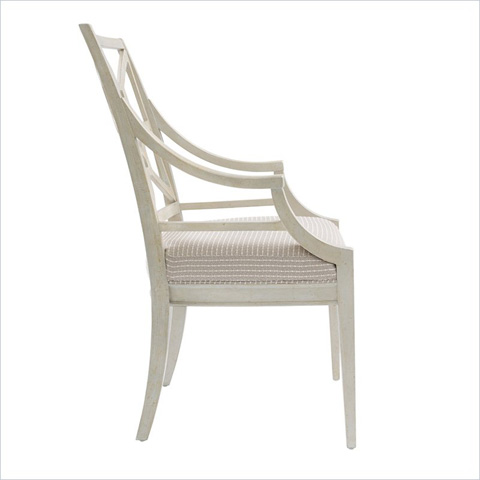 Stanley - Portfolio - Fairlane Wood Arm Chair - 417-21-70
