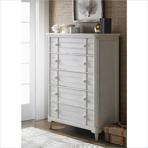 Stanley - Portfolio - Cypress Grove Drawer Chest - 451-23-12