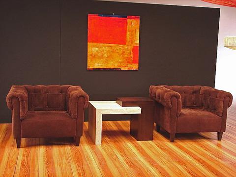 Stone International - Lamp Table - 8015
