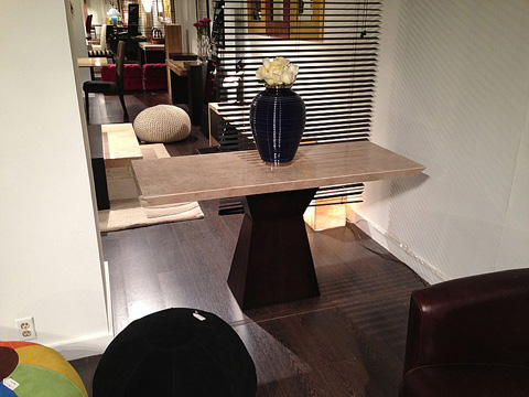 Stone International - Square Cocktail Table - 8643/P