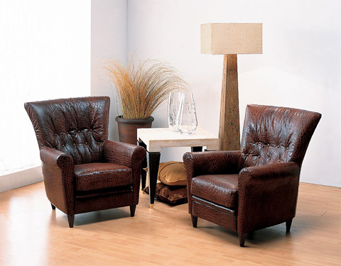 Stone International - Three Seater Sofa - 0821/3