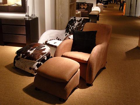 Stone International - Arm Chair - 0863
