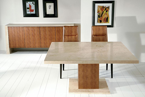 Stone International - Dining Table - 6836/A