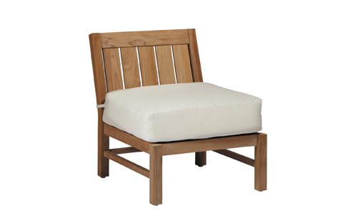 Summer Classics - Club Teak Slipper Chair - 28454