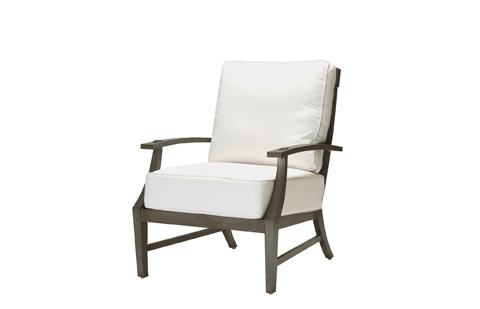 Summer Classics - Croquet Aluminum Lounge Chair - 3337