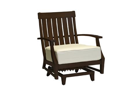 Summer Classics - Croquet Aluminum Spring Lounge Chair - 3348