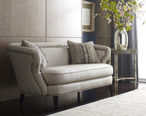 Taylor King Fine Furniture - Ausley Settee - 2713-02