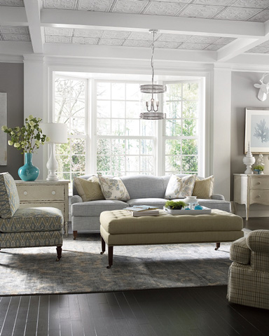 Taylor King Fine Furniture - Raleigh Sofa - 5913-03