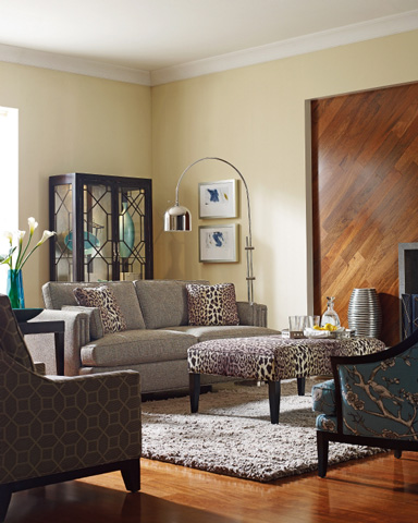 Taylor King Fine Furniture - Habitat Sofa - K8003