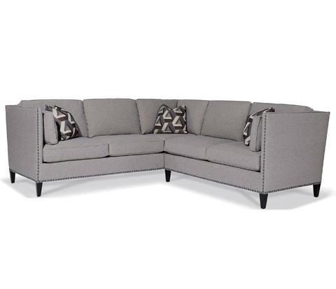 Taylor King Fine Furniture - Beekman Sectional - K8433