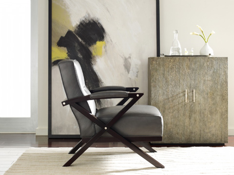 Taylor King Fine Furniture - Gilbane Chair - L7813-01