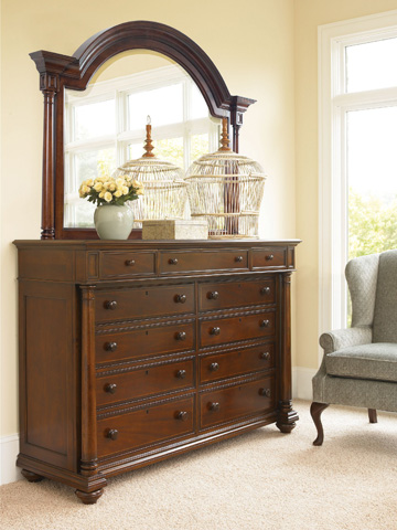 Thomasville Furniture - Eleven Drawer Dressing Chest - 43411-125