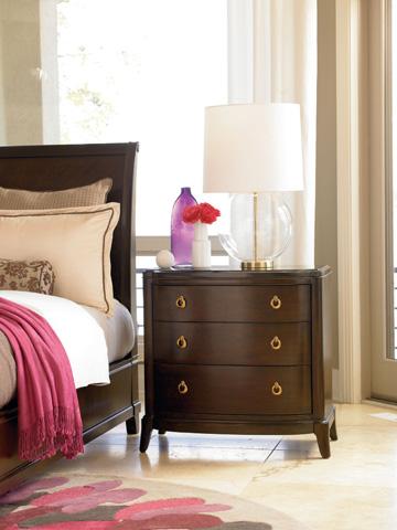 Thomasville Furniture - Three Drawer Nightstand - 45511-820