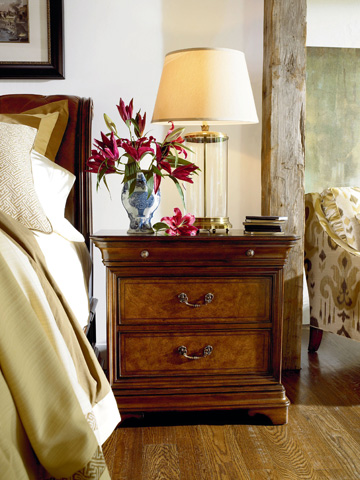 Thomasville Furniture - Three Drawer Nightstand - 46711-810