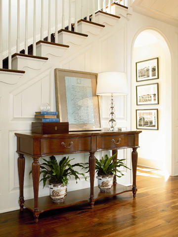 Thomasville Furniture - Sofa Table with Two Drawers - 46831-710