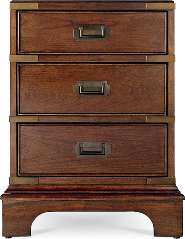 Thomasville Furniture - Campaign Side Chest - 46891-370