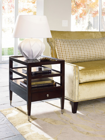 Thomasville Furniture - End Table with Shelves - 82231-250