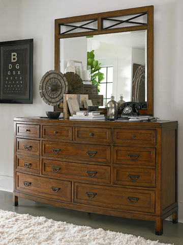 Thomasville Furniture - Dresser with Stone Top - 82811-131