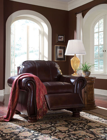 Thomasville Furniture - Benjamin Motion Chair Incliner - 20901-313